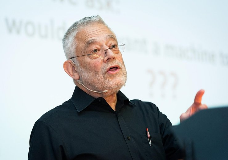 Manuel Blum held the Vienna Gödel Lecture 2018.