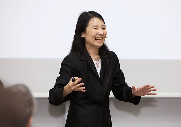 Jeannette Wing: Computational Thinking leads to highly efficient problem-solving.